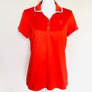 NWOT IZOD Women's Golf Polo Shirt Athletic Wear